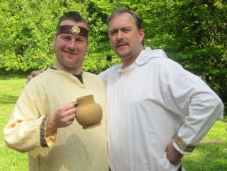 Kaiser und Fergus