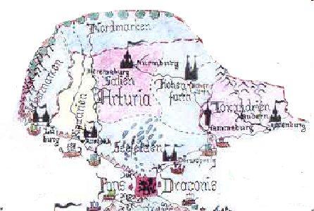 Das Kaiserreich Arturien
