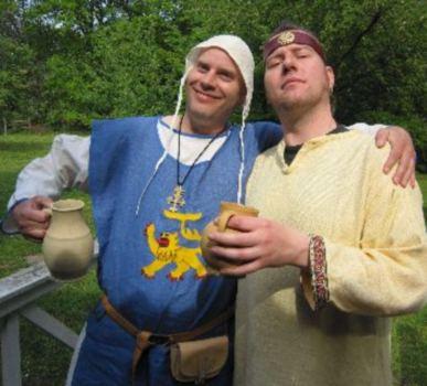 Kaiser und Lars